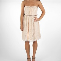 Miss Chievous Lace Overlay Tube Top Dress - Women's Dresses/Skirts   Buckle