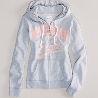 AE Signature Hoodie   American Eagle Outfitters