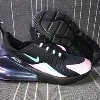 DCCK Nike Air Max 270 men and women The air cushion shoes Chameleon