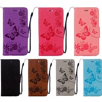 Credit Card Holder Wallet Case For iPhones  and Samsung Galaxy