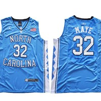 Luke Maye UNC North Carolina Tar Heels Basketball Jersey