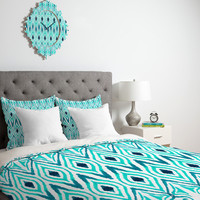 Cotton Ikat Bedding Set | Wayfair