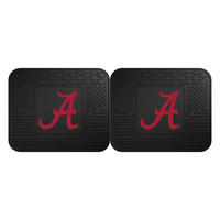 Alabama Crimson Tide NCAA Utility Mat (14x17)(2 Pack)