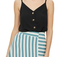 Topshop Button Front Camisole | Nordstrom