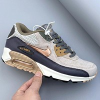 NIKE AIR MAX 90 BETRUE unisex air cushion retro casual shoes