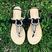 Diamonds Dream Sandal