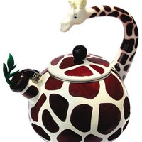 Waldorff's: Animal Kettle Teakettles $46.95