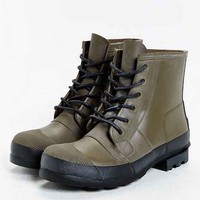 Hunter Original Rubber Lace-Up Boot