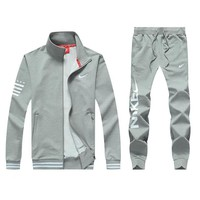 Nike Cardigan Jacket Coat Pants Trousers Set Two-Piece-2