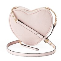 Juicy Couture Romie Heart Crossbody Bag | null
