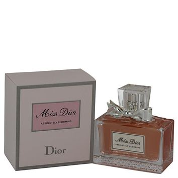 Miss Dior Absolutely Blooming Eau De Parfum Spray By Christian Dior