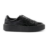 PUMA by Rihanna Creeper Cracked Leather, buy it @ www.puma.com