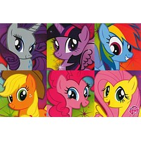 My Little Pony Cartoon Poster 24x36