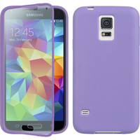 DW Wrap-up with Screen Protector Case for Samsung Galaxy S5 - Lavender