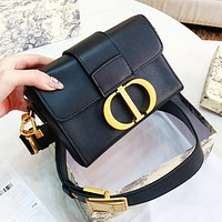 Dior Classic Hot Sale Women Shopping Bag Leather Satchel Crossbody Shoulder Bag