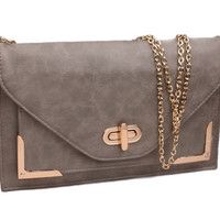 Kennedy Convertible Clutch by Urban Expressions