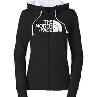 WOMEN'S HALF DOME FULL ZIP HOODIE | Shop at The North Face