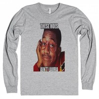 THESE HOES AINT LAURA LONG SLEEVE T SHIRT | THESE HOES AINT LOYAL TSHIRT