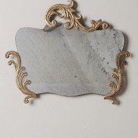 Sea-Weathered Mirror by Anthropologie