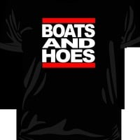 Brand X T-Shirts — Boats and Hoes (Step Brothers)