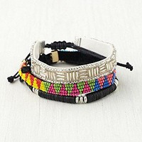 Skinny Bead Friends Bracelet Set at Free People Clothing Boutique