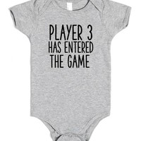 player 3 has entered the game | Baby One-Piece | SKREENED