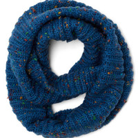 Pigments of My Imagination Circle Scarf in Blue | Mod Retro Vintage Scarves | ModCloth.com