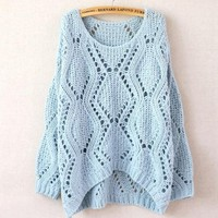 A 083001 Hollow Sweater from foreverunique