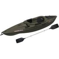 Sun Dolphin Excursion 10 SS with Paddle - Walmart.com