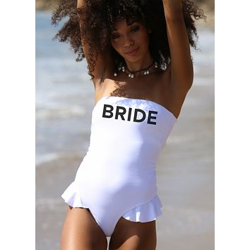 BRIDE Swimsuit - Hermosa One Piece
