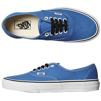 VANS WOMENS AUTHENTIC SHOE - FRENCH BLUE TRUE WHITE