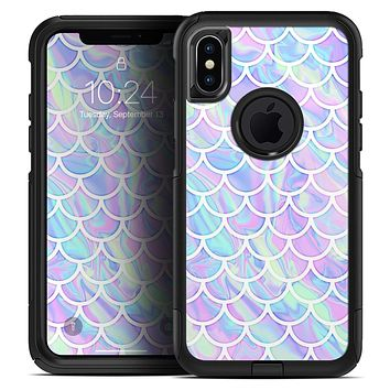 Iridescent Dahlia v8 - Skin Kit for the iPhone OtterBox Cases