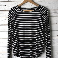 Jody Striped Tee