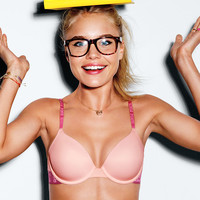Wear Everywhere T-Shirt Bra - PINK - Victoria's Secret