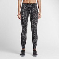 The Nike Sidewinder Epic Lux Women's Running Tights.