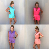 The Hangout Romper