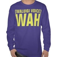 wah t-shirts from Zazzle.com