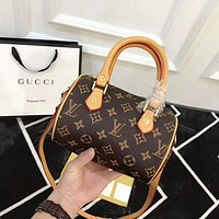 Louis Vuitton LV  Trending Shopping Bag Stylish Classic Leather Tote Crossbody Satchel Shoulder Bag Handbag I-AGG-CZDL