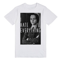 Wednesday Addams: I Hate Everything