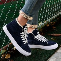VANS Sk8-Hi's skateboard shoes