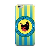 The Great Wang Of The Flog Gnaw Land Tyler The Creator OFWGKTA Odd Future Golf Wang Green & Yellow iPhone 4 4s 5 5s 5C 6 6s 6 Plus 6s Plus 7 & 7 Plus Case