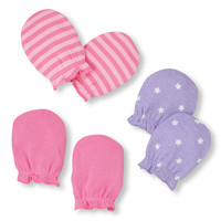 layette scratch-free mittens 3-pack | US Store