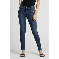 Silver Most Wanted Skinny Jeans FINAL SALE