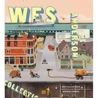 The Wes Anderson Collection Hardback By (author) Matt Zoller Seitz
