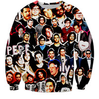 FALL OUT BOY COLLAGE