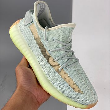 Adidas Yeezy 350 V2 Soft Sole Sports Running Shoes