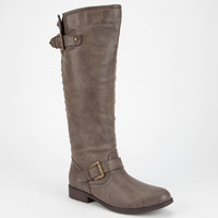 Madden Girl Cactuss Womens Boots Brown  In Sizes