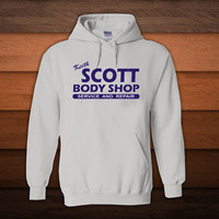 Keith Scott scotts tree hill BODY SHOP Hoodie, Unisex Hoodie,