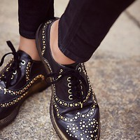 Rocco P Womens Over the Moon Oxford