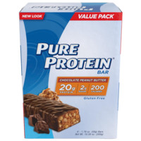 Chocolate Peanut Butter 50G Value Pack
